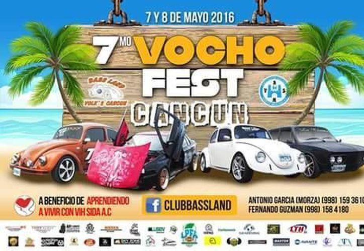 El evento se realizará el próximo sábado 7 y domingo 8 de mayo. (Tomás Álvarez/SIPSE)
