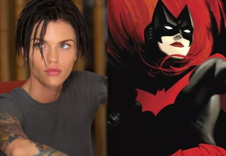 """La primera aparición de Ruby como Batwoman, está programada para el diciembre en la serie """"Arrow"""". (io9)"""