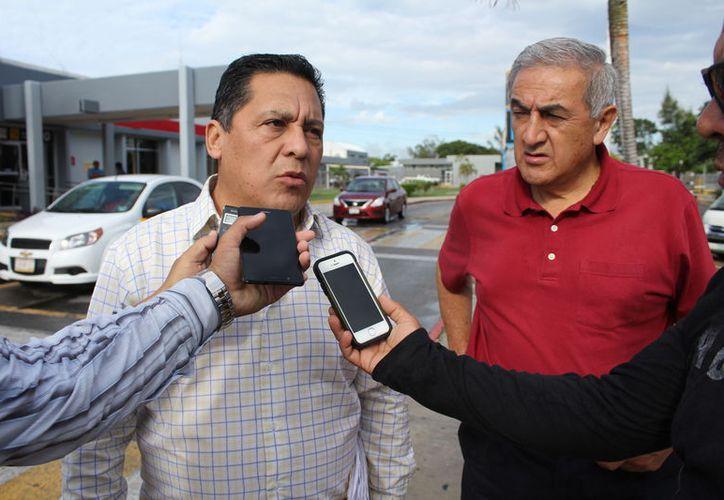 Octavio Islas Colín, representante jurídico del Ejido, dijo que luego de más de tres años, lograron destrabar el juicio. (Joel Zamora/SIPSE)