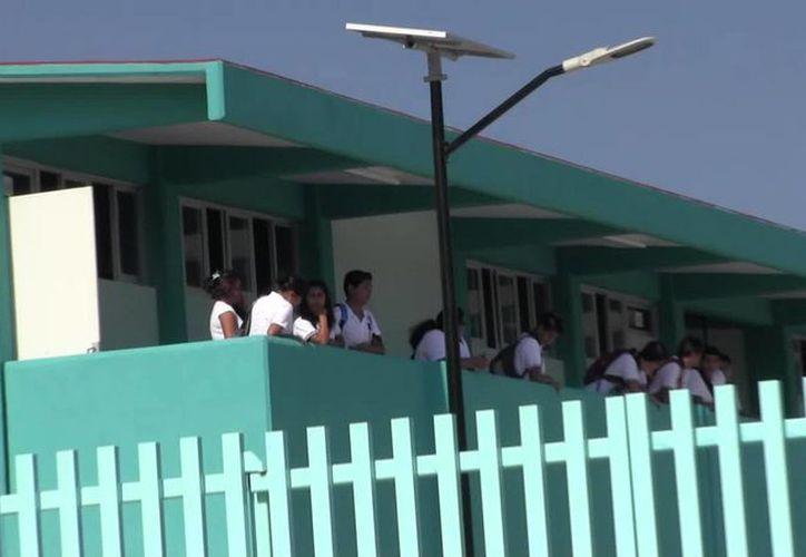 Los alumnos detenidos tienen entre 13 y 17 años de edad. (Irving Canul/SIPSE)