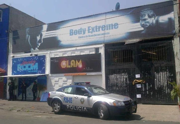 La matanza en el gimnasio ocurrió el jueves. (sdpnoticias.com/Archivo)