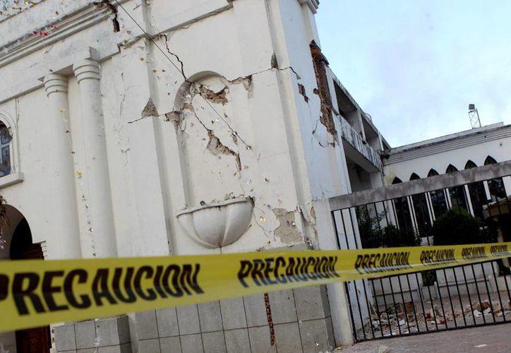 Las autoridades informaron que el sismo en México dejó más de 4 mil viviendas dañadas en Guatemala. (Notimex)