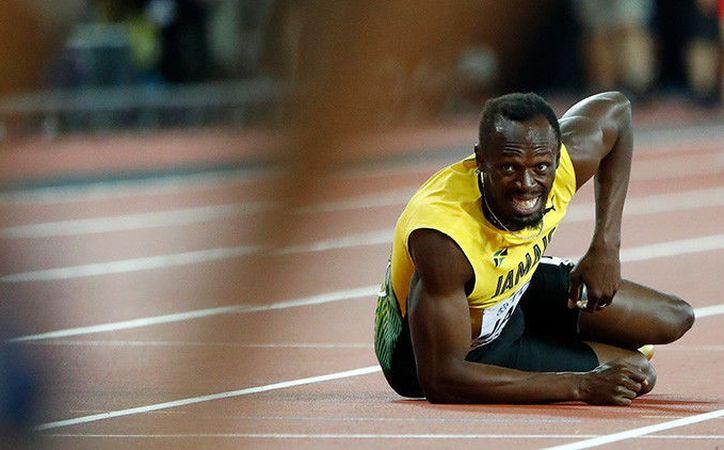 Bolt competía en el Mundial de Atletismo que se celebra en Londres. (Foto: RT)
