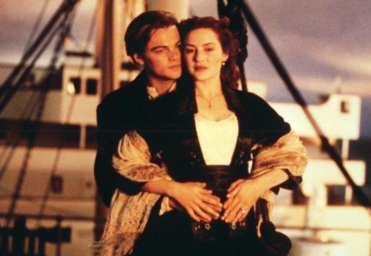 """""""Titanic"""" de James Cameron, se consolidó como uno de las mejores producciones de Hollywood. (Internet)"""