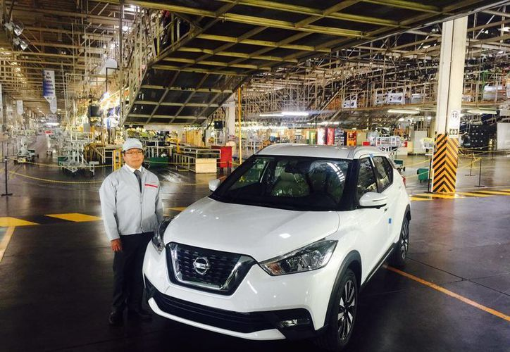 Nissan defiende sus inversiones en México. (autologia.com.mx)