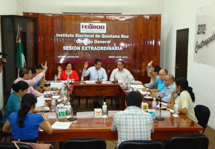 El Instituto Electoral de Quintana Roo (Ieqroo) no lográ llevar a cabo la modificación de la cartografía electoral del estado. (Juan Palma/SIPSE)