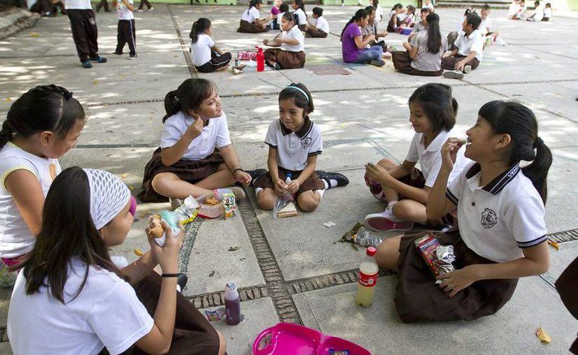México es uno de los países de la OCDE con mayor índice de embarazos adolescentes. (Notimex)