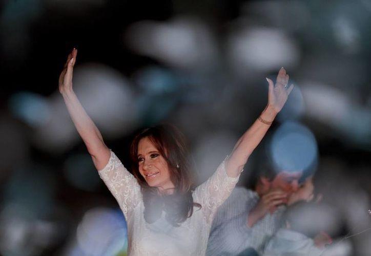 Cristina Fernández, ex presidenta argentina, dará a conocer en los próximos días su regreso a la política. (AP/archivo)