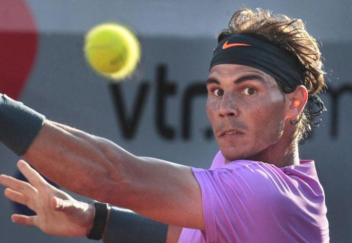 La meta de Nadal es volver a colocarse en los mejores cuatro, junto a Novak Djokovic, Roger Federer y Andy Murray. (Agencias)