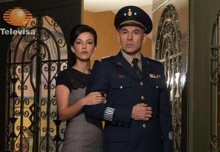 La serie 'El Señor de los Cielos' ya está 'cocinando' la tercera temporada que abarca el sexenio de Felipe Calderón: 2006-2012.