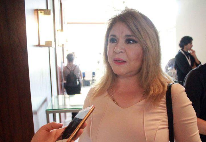 Elena Lozano Vázquez dijo que el estado tiene la oportunidad para diversificarse. (Luis Soto/SIPSE)