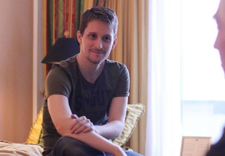 La primera imagen que Edward Snowden retuiteó en su nueva cuenta en esta red social. (@Snowden)