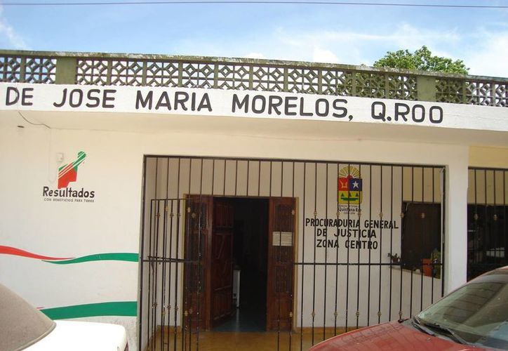 Las denuncias por robo a casa habitación se han vuelto una constante en José María Morelos. (Carlos Yabur/SIPSE)