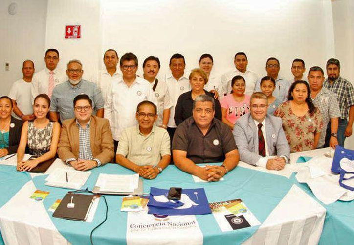 Representantes de 11 religiones forman parte del consejo. (Redacción/SIPSE)