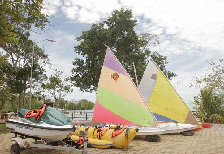 Promocionan el sur de Quintana Roo para atraer turismo extranjero. (Harold Alcocer/SIPSE)