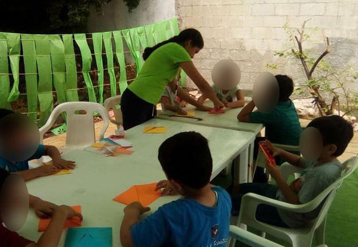 Especialistas ofrecen talleres. (Novedades Yucatán )