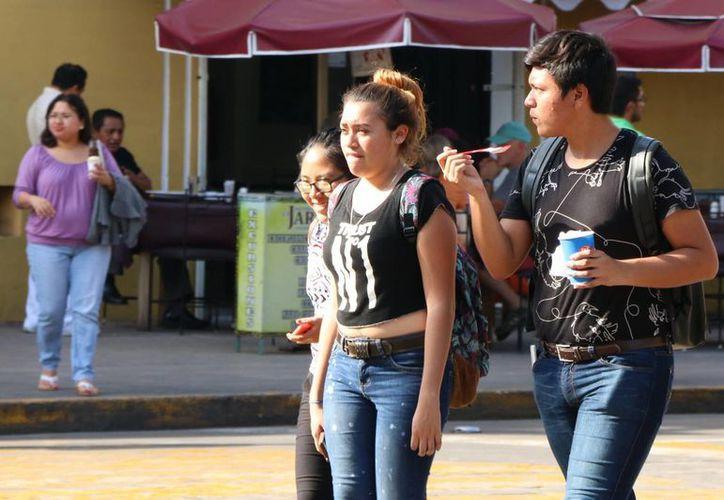 Los termómetros podrían bajar hoy hasta los 14 grados en Yucatán, de acuerdo a la Conagua. (José Acosta/SIPSE)