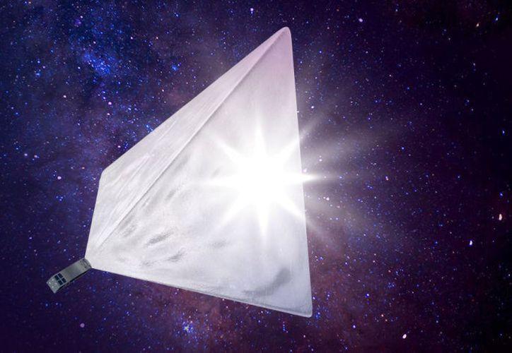Si todo transcurre según lo previsto, el próximo 14 de julio será el lanzamiento para ponerlo en órbita. (Mayak)