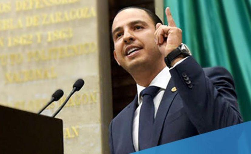 Marko Cortés dijo que AMLO, sin haber tomado el poder, ya ha cometido errores. (vanguardia.com)