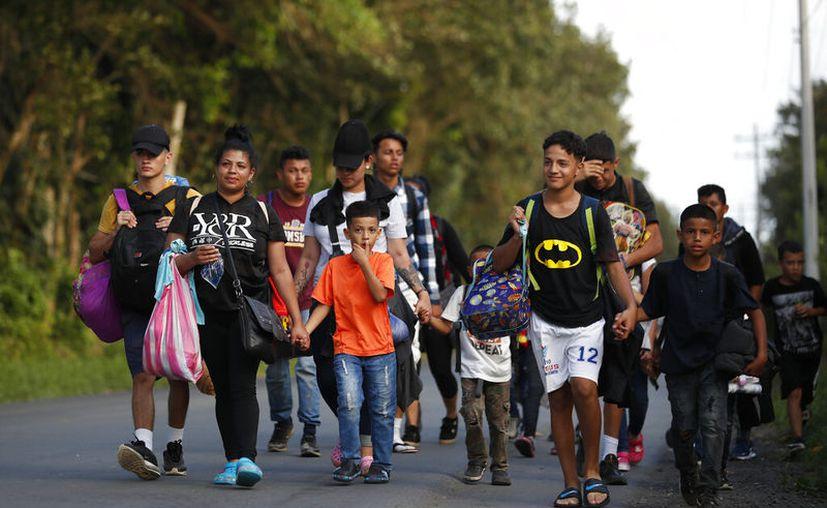 Foto: (AP Foto/Moisés Castillo)