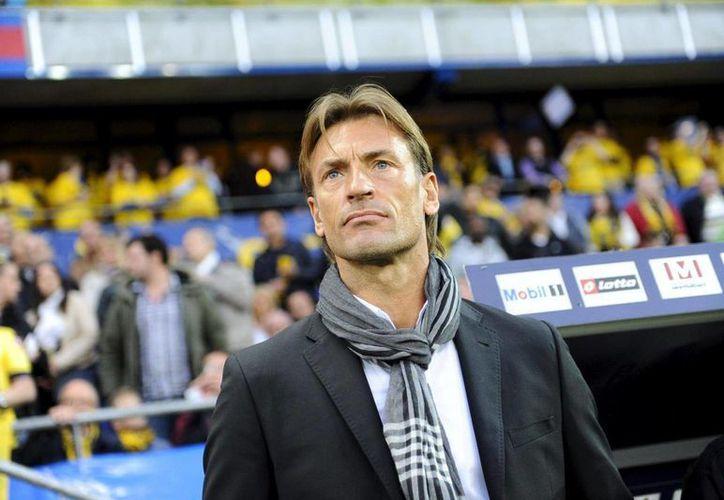 Herve Renard deja al club Sochaux para hacerse cargo de la selección mayor de Costa de Marfil. (lequipe.fr)