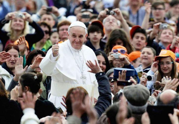 El Papa busca fomentar la esperanza entre la juventud (Arquidiócesis de México).