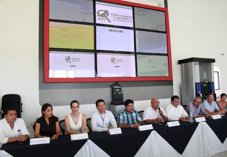 Líderes empresariales entregarán la próxima semana una agenda y peticiones a los diputados electos de Q. Roo. (Luis Soto/SIPSE)