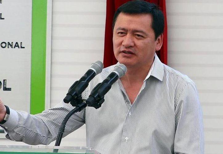 Miguel Angel Osorio Chong, titular de la Segob, recordó que el presidente Enrique Peña se enfoca en impulsar la igualdad y la tolerancia en la sociedad mexicana. (Notimex/Foto de archivo)