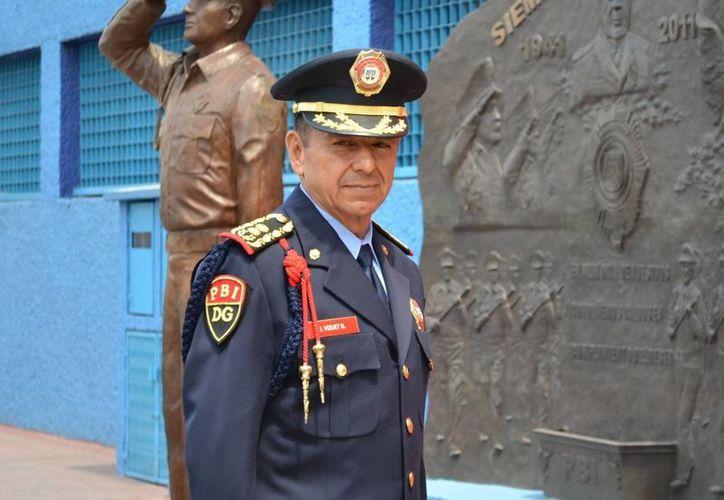 José Pedro Vizuet Bocanegra ya no es más el director general de la Policía Bancaria e Industrial (PBI) (policiabancaria.df.gob.mx)