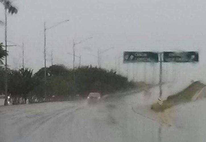 Aunque se pronostica que en febrero y marzo lloverá más de lo habitual en varias partes de México, en Yucatán se mantendría un promedio histórico de 31.6 mm. (Foto de contexto de Ana Hernández/SIPSE)