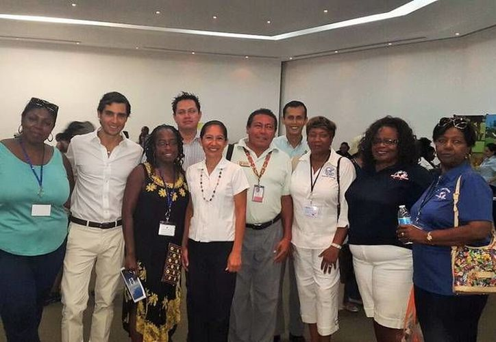 El grupo Professional Travel Agents of North America han obtenido la capacitación, certificaciones y homologados por la industria turística. (Redacción/SIPSE)