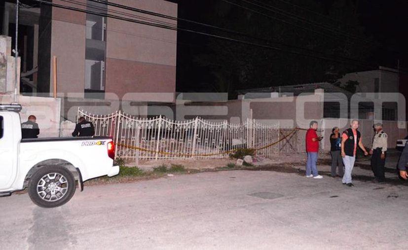 Los hechos ocurrieron en una obra en construcción que se encuentra en la calle 27 entre 20 y 22 de la García Ginerés. (Archivo/Sipse)