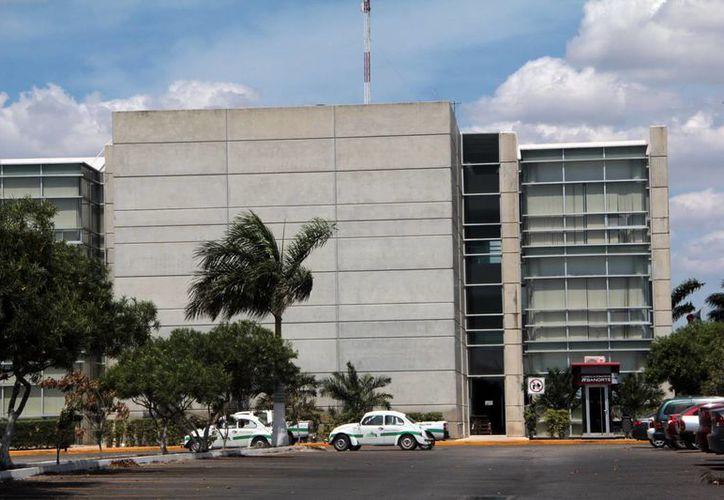 El proyecto de construcción del anexo al Palacio Administrativo es a largo plazo. (José Acosta/SIPSE)