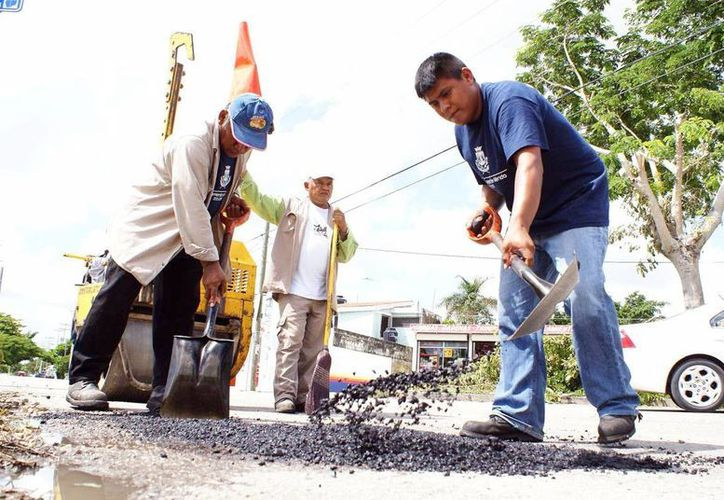 La convocatoria y el reciente fallo para repavimentar la calle 60 norte impidieron la libre participación de las constructoras, según Blanco Sosa. (Milenio Novedades)