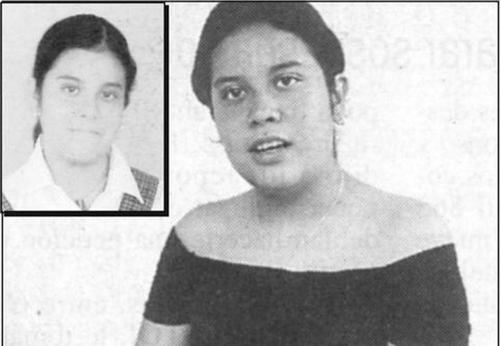 Isabel Bautista Zaldivar, la joven que grabó el video en febrero de 2005. (Jorge Moreno)