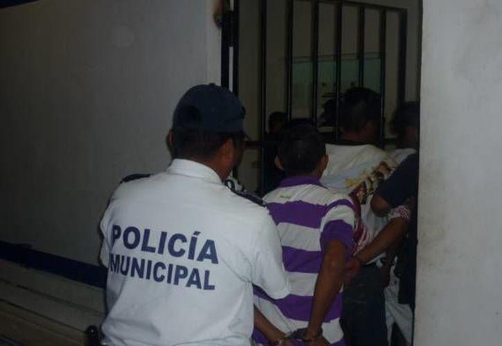 Policía preventiva trabajará en destruir los grupos de pendilleros a pesar de sus carencias. (Archivo/SIPSE)