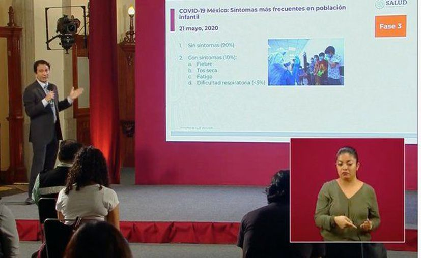 Dr. Juan Francisco Galán, Coordinador de Hospitales Federales de Alta Especialidad. (Foto: Ssa).
