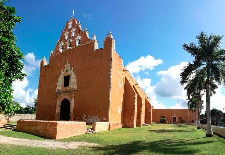 La parroquia es de un solo cuerpo, sólida construcción de mampostería cubierta con techo estilo bóveda de cañón. (Foto: Milenio Novedades)
