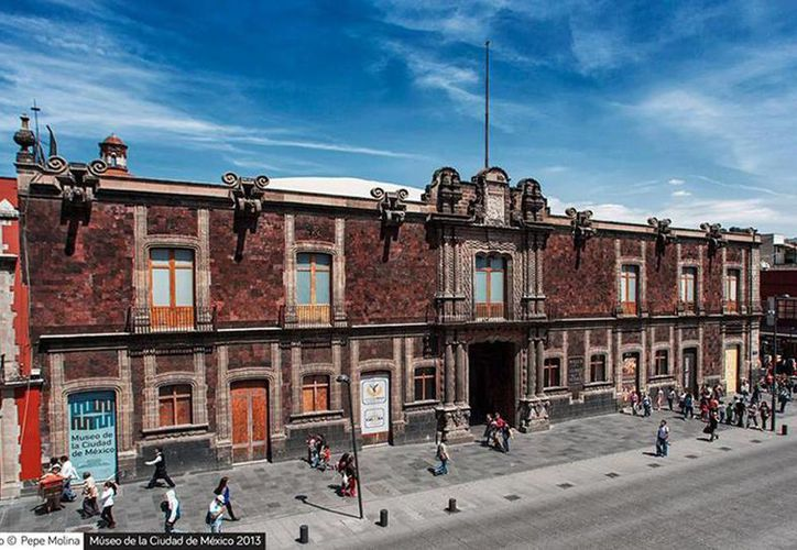 El Museo de la Ciudad de México se encuentra en José María Pino Suárez 30, Centro Histórico del DF. (Pepe Molina/Facebook/Museo de la Ciudad)
