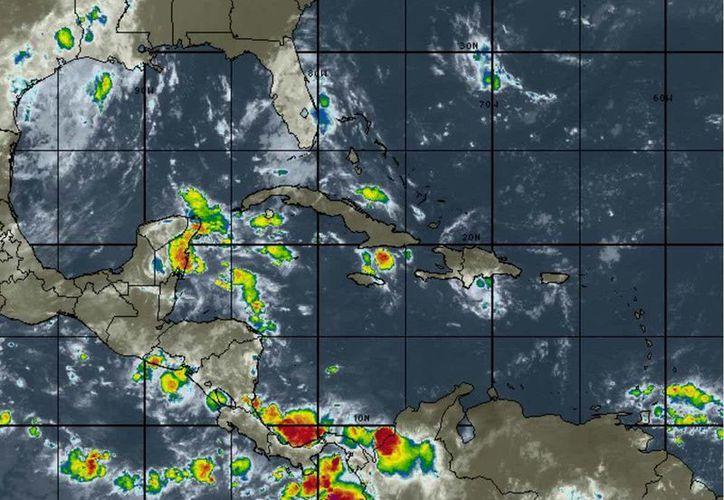 Existe un 100% de probabilidad de lluvias. (Intellicast)