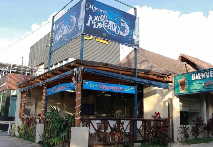 Ando Mareado es uno de los restaurantes participantes. (Luis Soto/SIPSE)