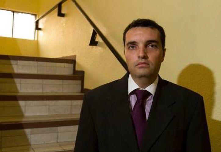 José Antonio Ferrer Álvarez suplirá a Francisco Trujillo Fuentes (c), titular del CAPEA. (Milenio)