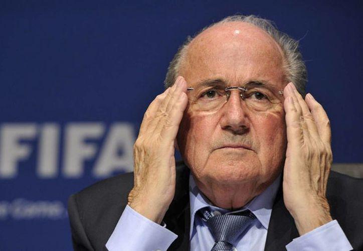 Joseph Blatter tomó las riendas de la FIFA desde 1998. (mirror.co.uk)