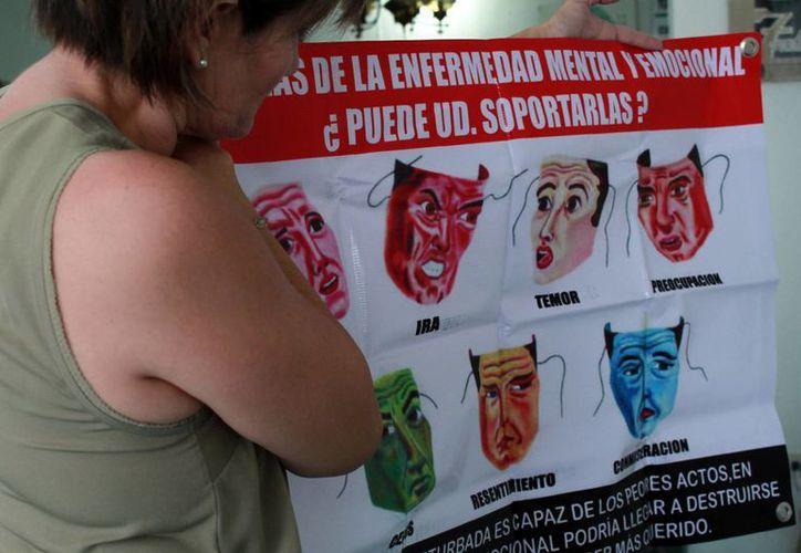 Advierten que en Yucatán cada vez hay más personas con neurosis. (Milenio Novedades)