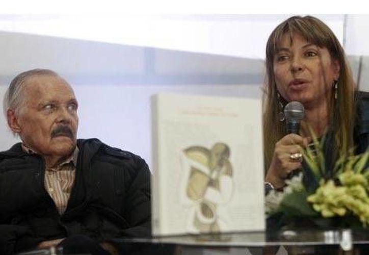 El libro refleja el periodo de consolidación de la relación entre el escritor y Beatriz. (milenio.com)
