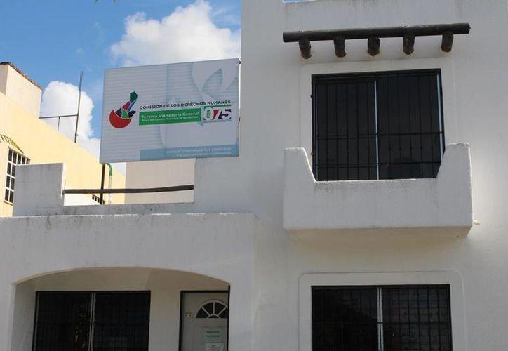 Las estadísticas de la Comisión de los Derechos Humanos del Estado de Quintana Roo arrojan que las denuncias las encabezan elementos de Seguridad Pública, seguidos de docentes y médicos. (Irelis Leal/SIPSE)