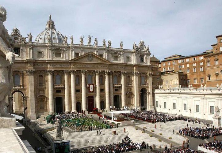 El Estado Islámico subió a su revista de Internet una foto del Vaticano coronado con la bandera yihadista. (Foto de contexto/AP)