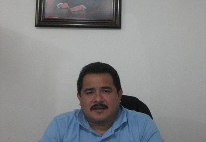 Juan Borges Chim, Contralor Municipal. (Javier Ortiz/SIPSE)
