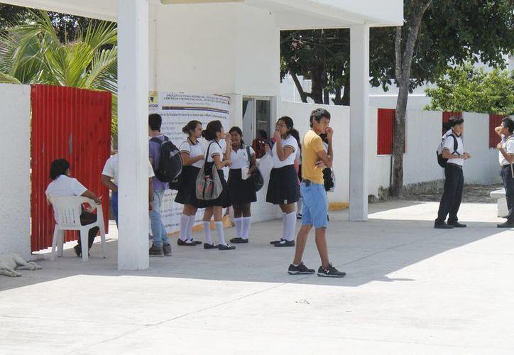 Quintana Roo no tiene una oferta educativa muy amplia para los estudiantes. (Israel Leal/SIPSE)