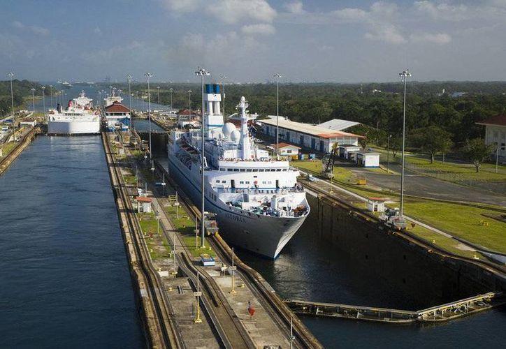 El proyecto del canal Interoceánico en Nicaragua pretende competir con el Canal de Panamá. (lavanguardia.com)